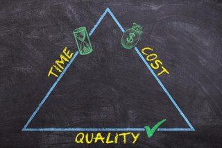 Gestión de comunidades: tiempo, coste y calidad.